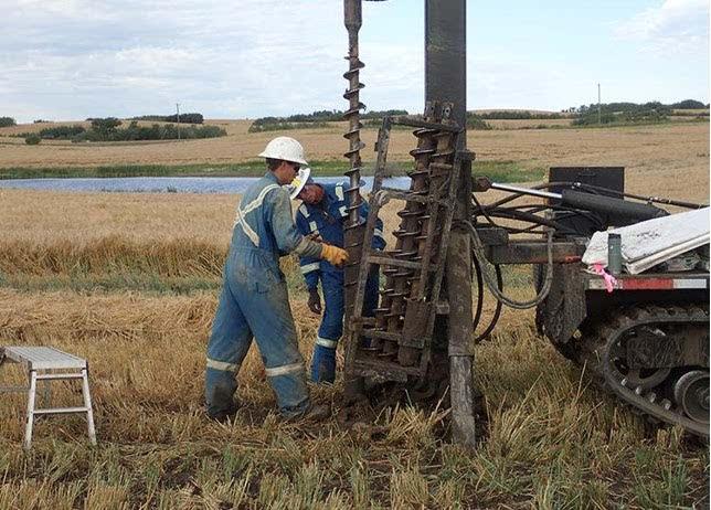 Обращаемся за помощью в инженерно-геологическую компанию